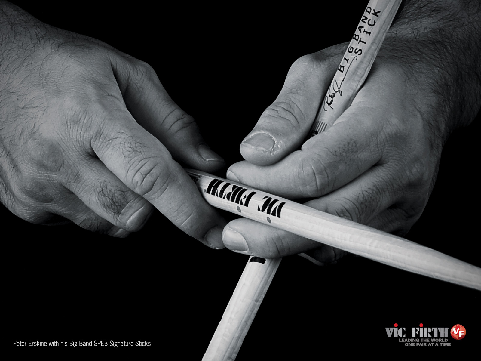 This Site Contains Information About Vic Firth Drumsticks Wallpaper